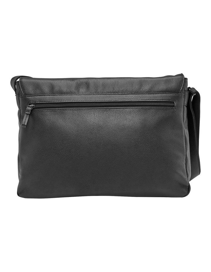 Montoro Leather Messenger Bag image 3
