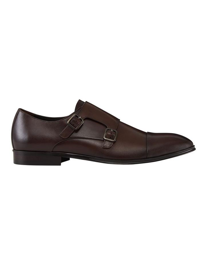 Batley Leather Double Monk Shoes image 1