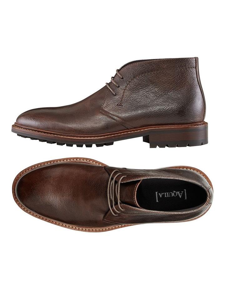 Bernett Leather Chukka Boots image 2