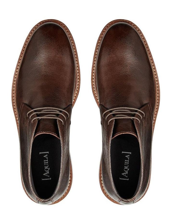 Bernett Leather Chukka Boots image 3