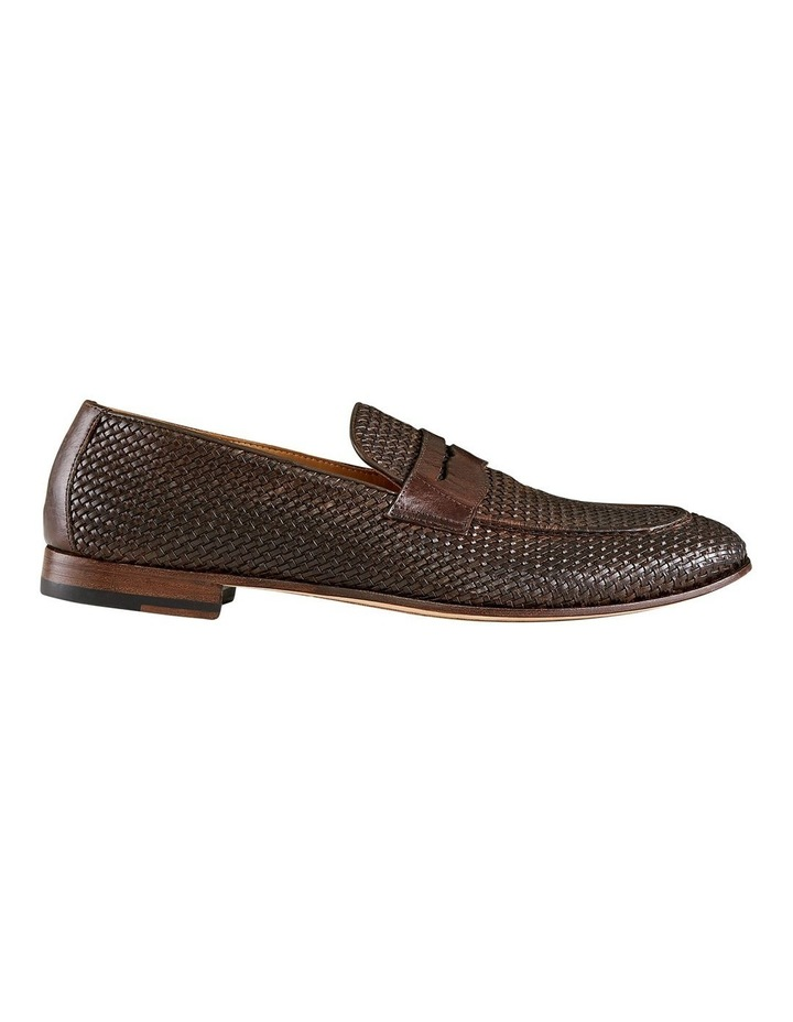 Damiano Leather Penny Loafers image 1