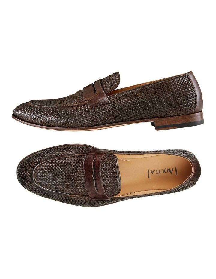 Damiano Leather Penny Loafers image 2