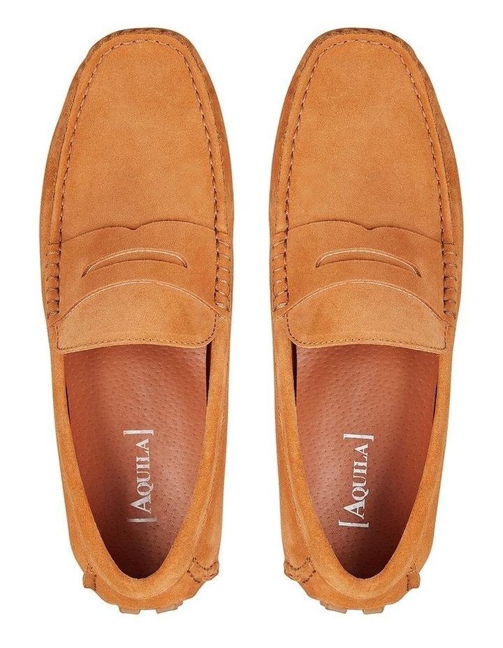 Lennie Suede Driving Shoes image 3