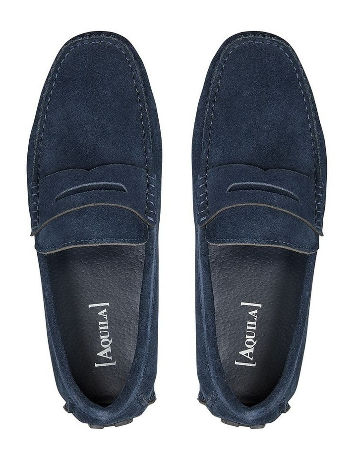 Lenox Suede Driving Shoes image 3