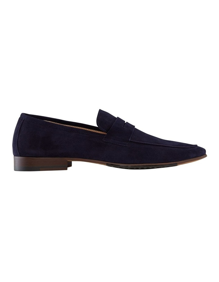 Manuel Suede Penny Loafers image 1