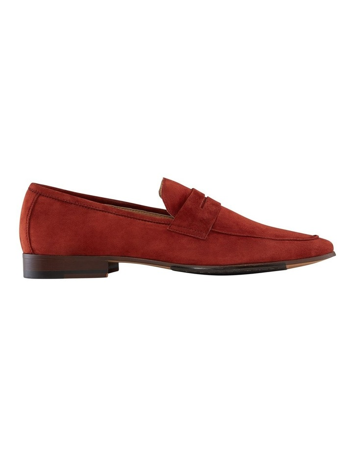Matias Suede Penny Loafers image 1
