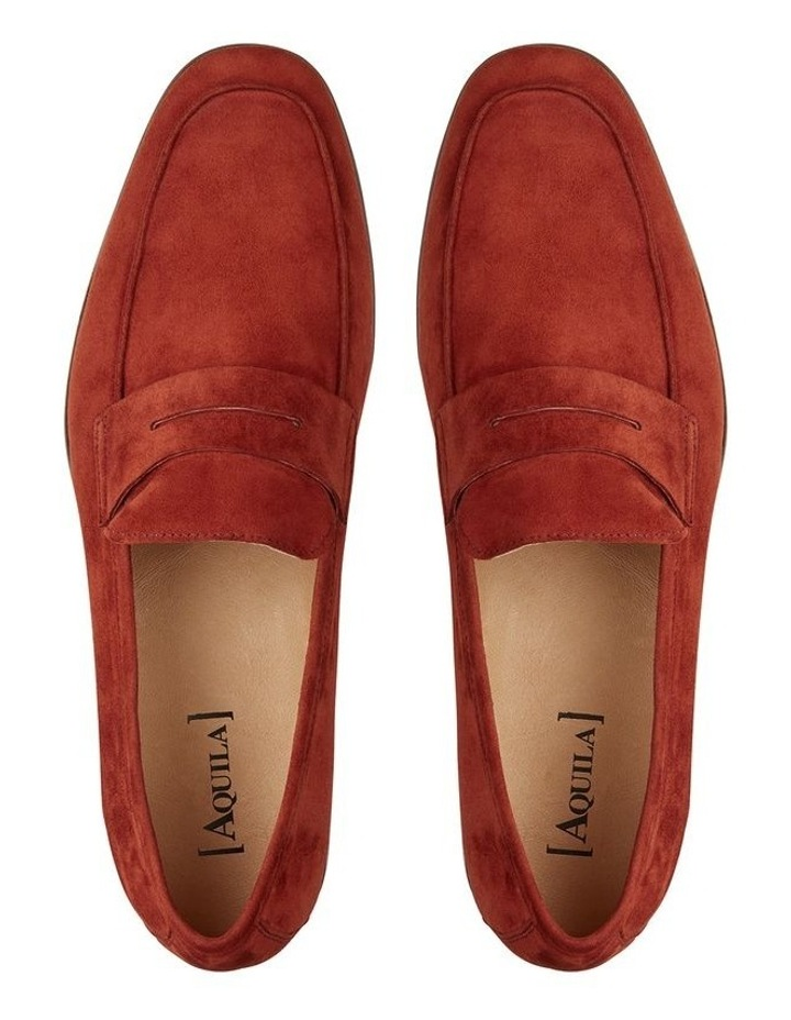 Matias Suede Penny Loafers image 3