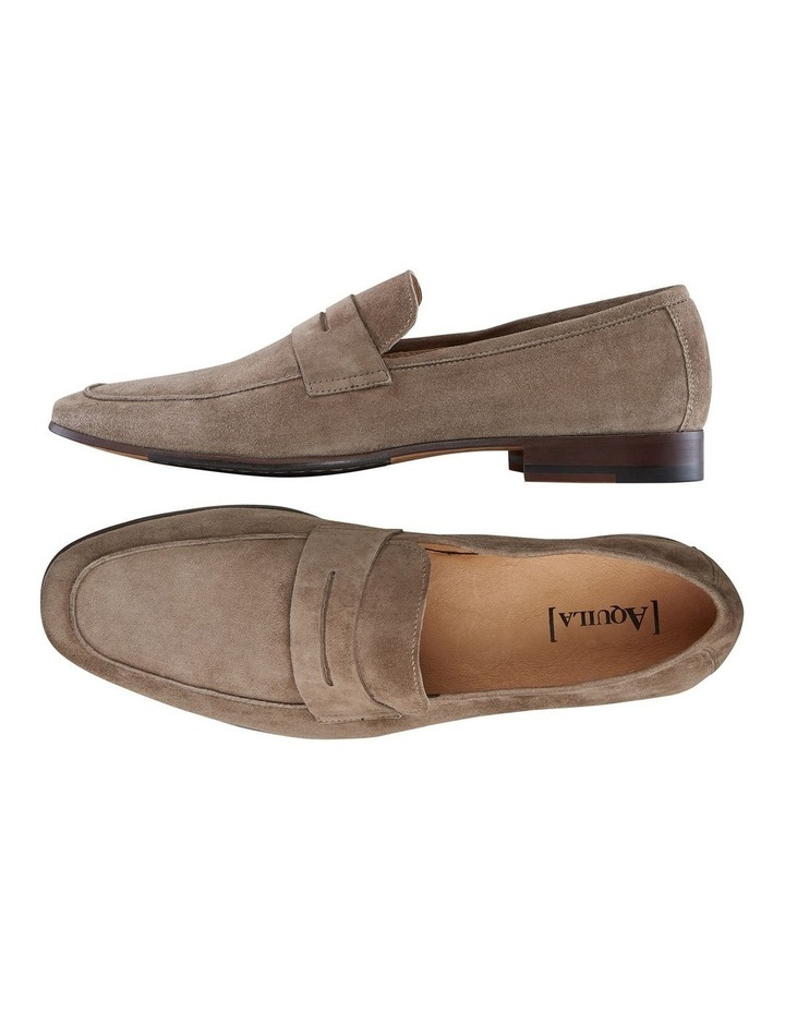 Matias Suede Penny Loafers image 2