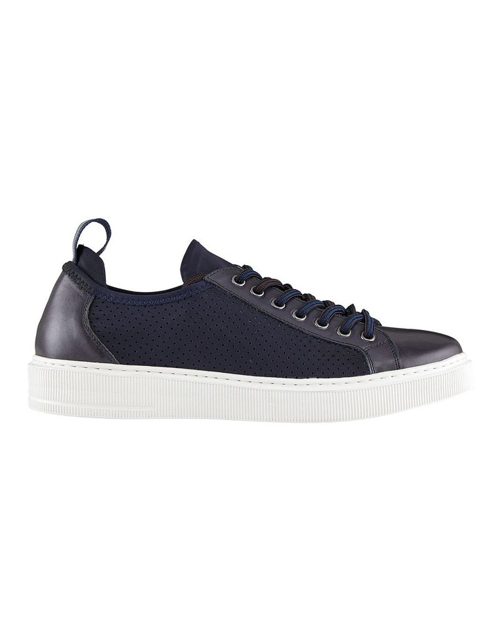 Soren Leather and Lycra Sneaker image 1