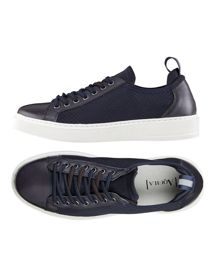 Soren Leather and Lycra Sneaker image 2