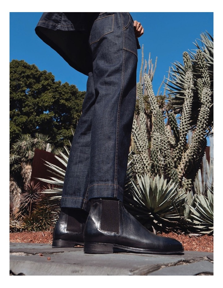 Bowyer Leather Chelsea Boots image 4