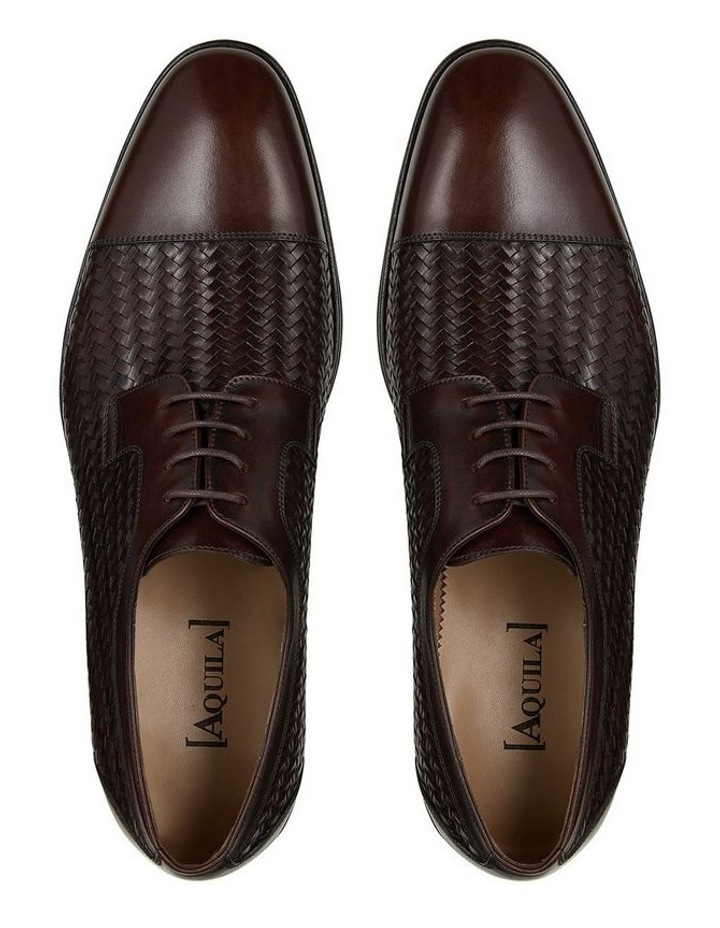 Cardiff Leather Derby Shoes image 3