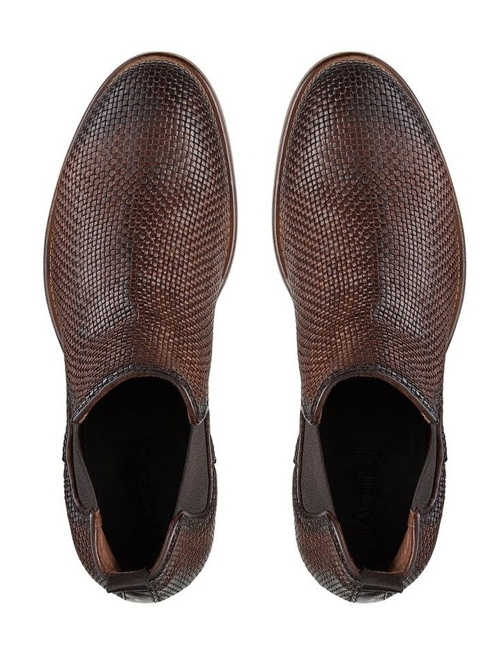 Cornell Leather Chelsea Boots image 3