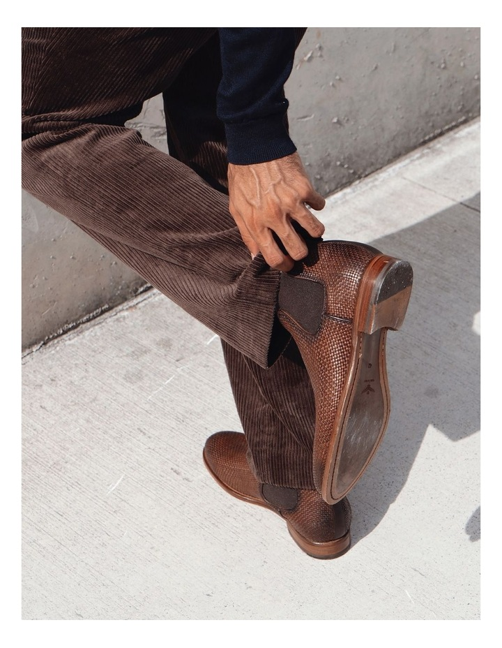 Cornell Leather Chelsea Boots image 4
