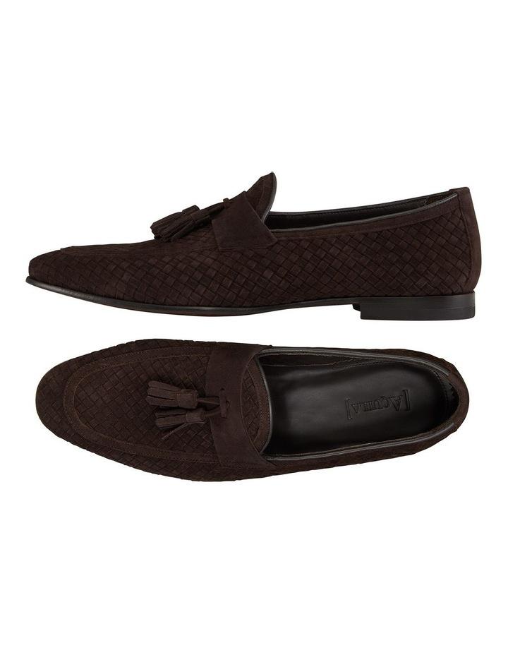 Emerton Suede Tassel Loafers image 2