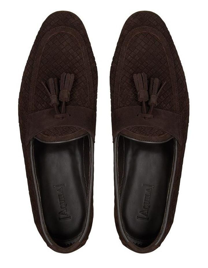 Emerton Suede Tassel Loafers image 3