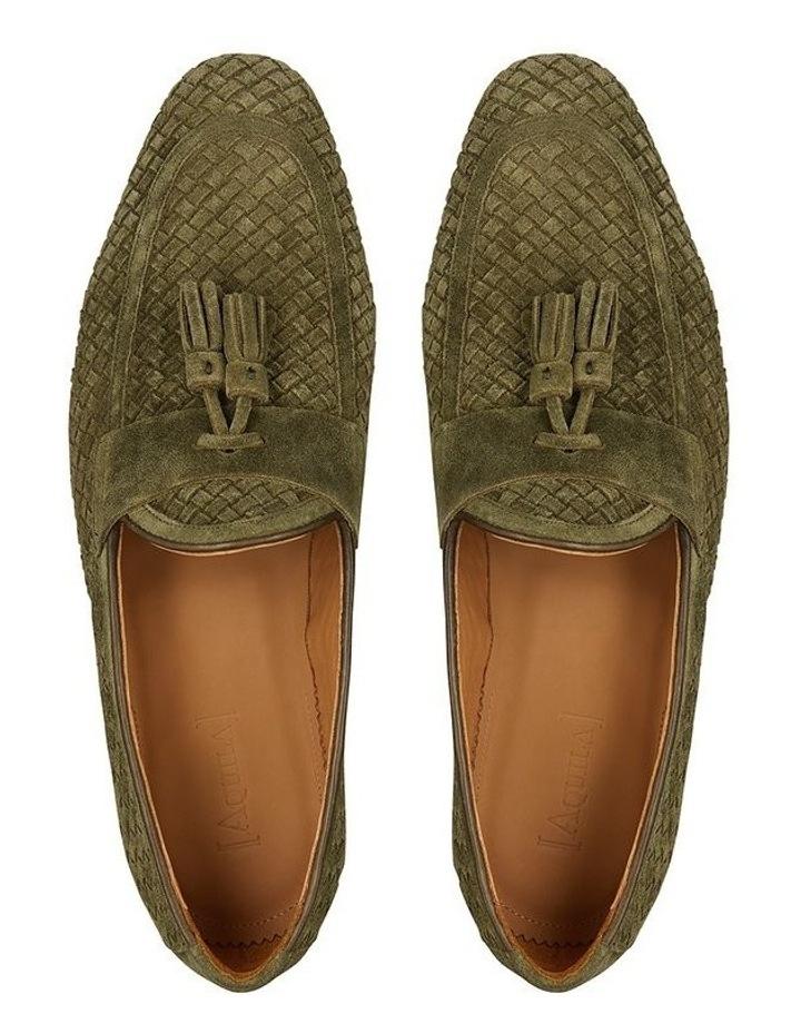 Emerton Suede Tassel Loafer image 3