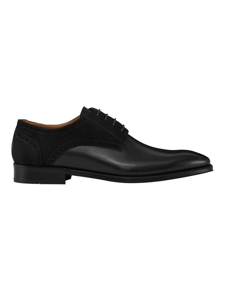 Emmanuel Leather and Suede Dress Shoe image 1
