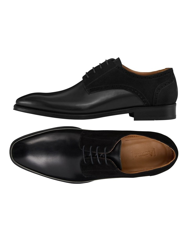 Emmanuel Leather and Suede Dress Shoe image 2