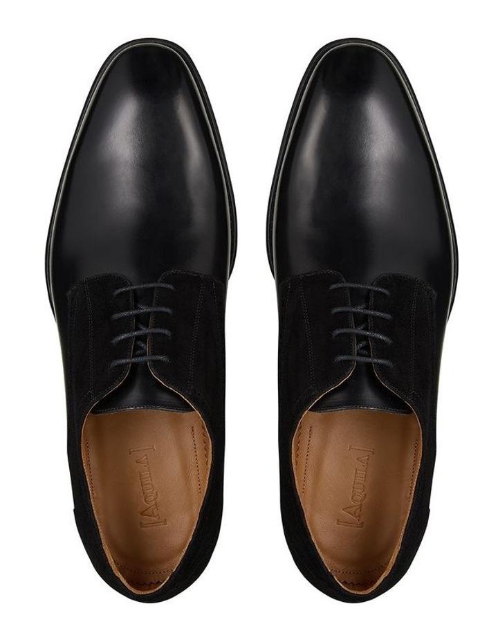 Emmanuel Leather and Suede Dress Shoe image 3