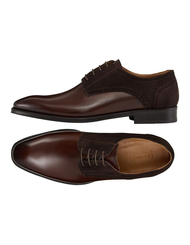 Emmanuel Leather and Suede Dress Shoe image 2