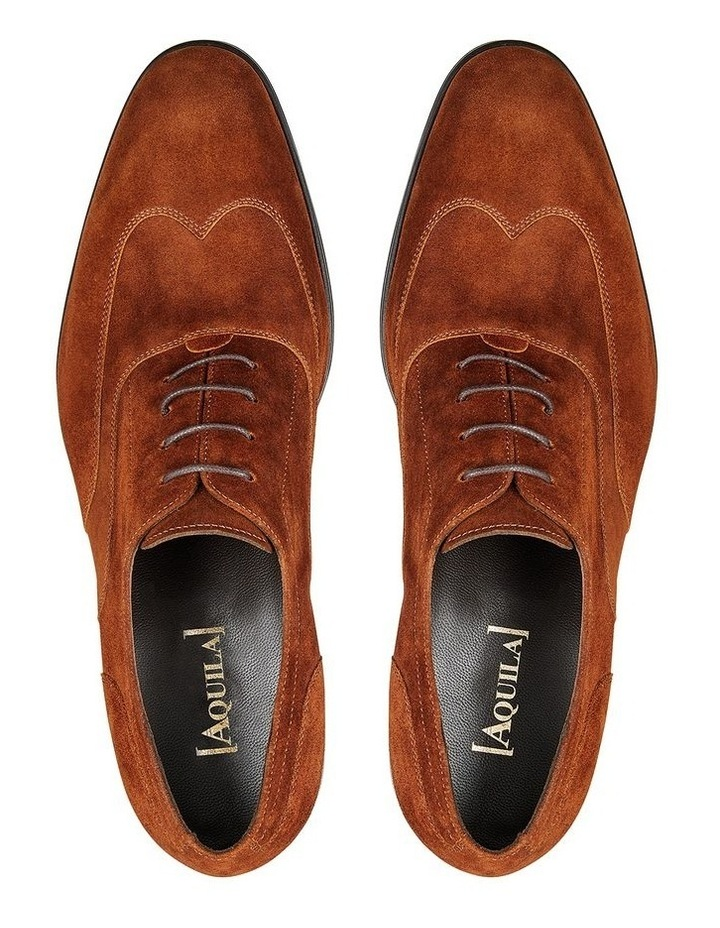 Hayden Suede Oxford Shoes image 3