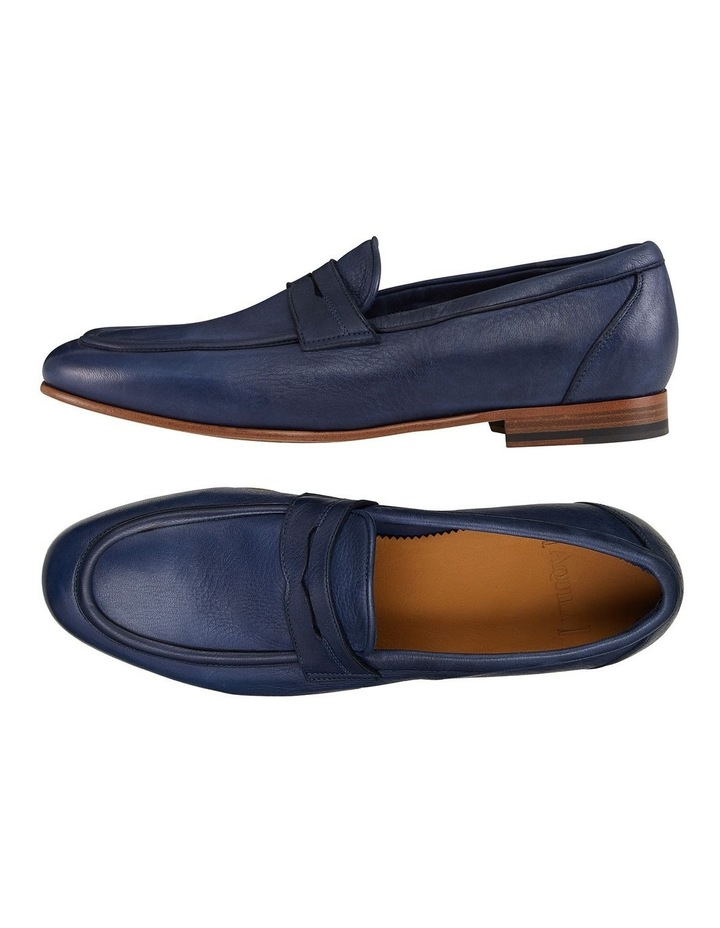 Lucio Leather Penny Loafers image 2