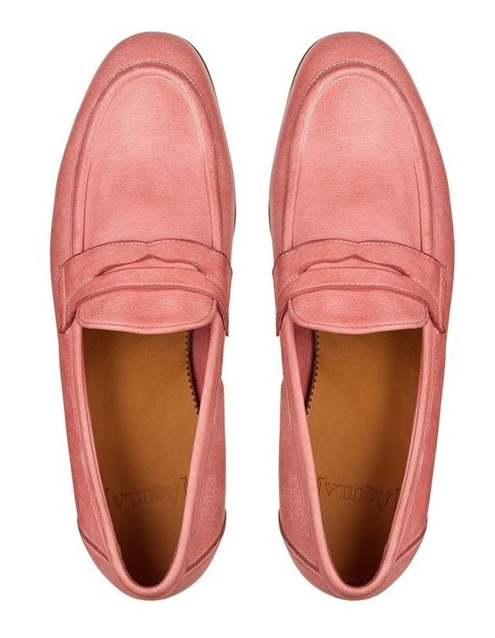 Lucio Leather Penny Loafer image 3