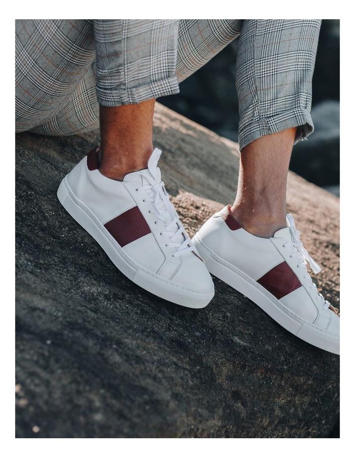 Tevez Leather Sneakers image 4