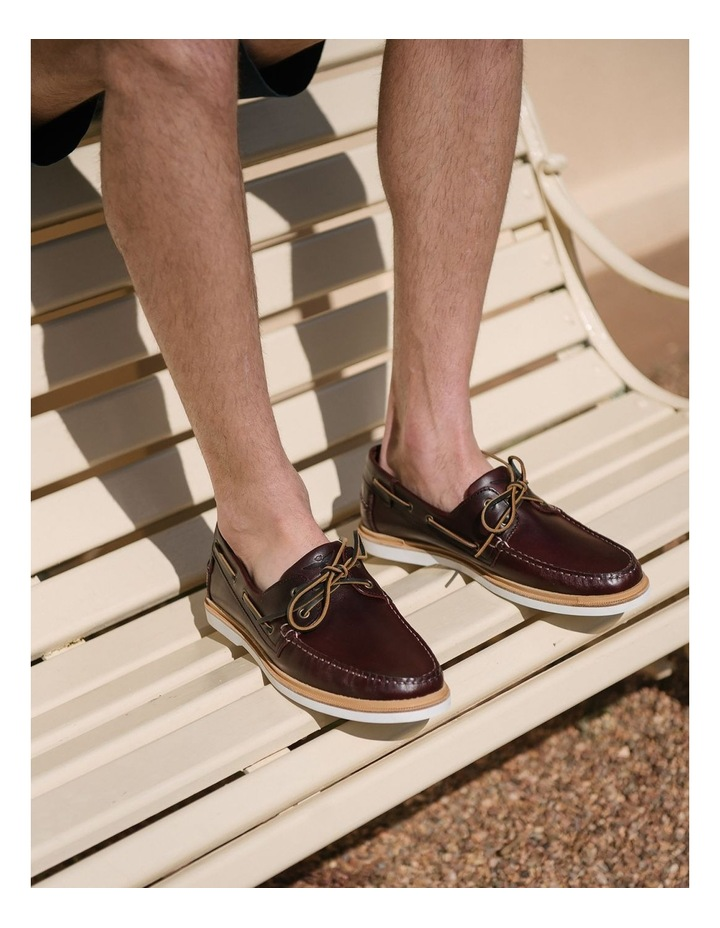 Vermont Leather Boat Shoes image 4