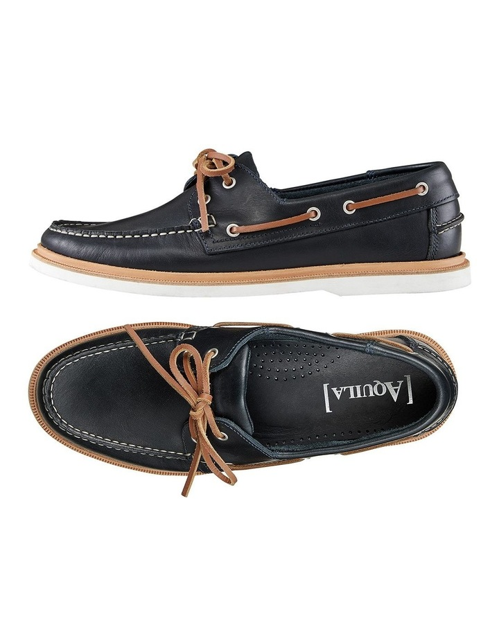 Vermont Leather Boat Shoes image 2