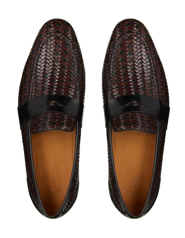 Wakelin Leather Penny Loafer image 3