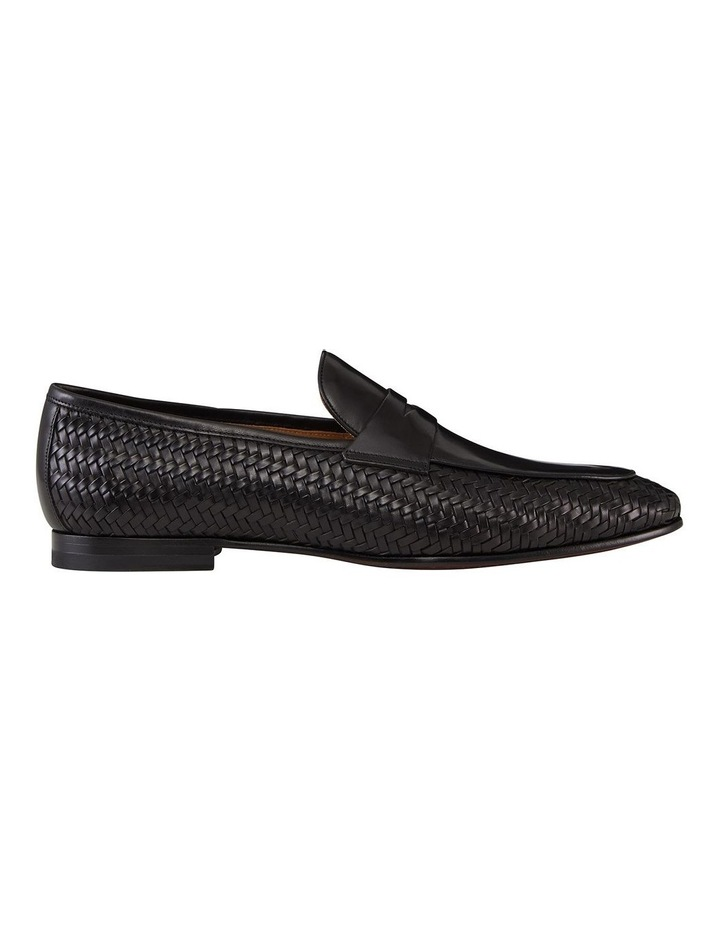 Wendell Leather Penny Loafers image 1