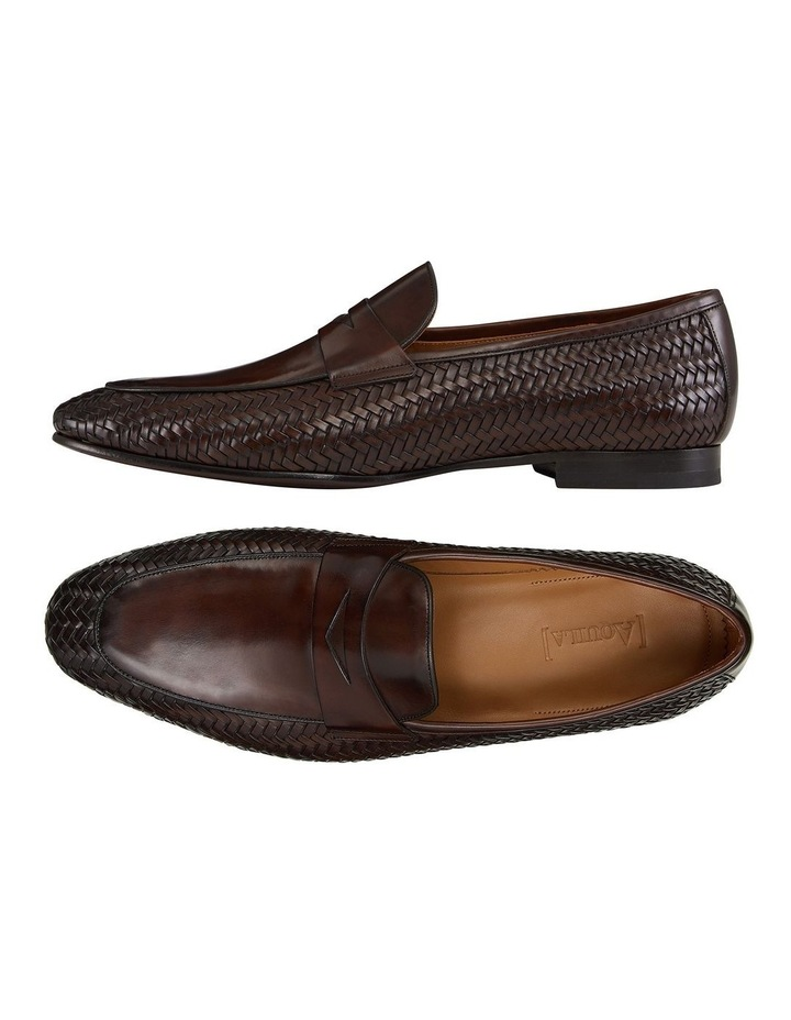 Wendell Leather Penny Loafers image 2