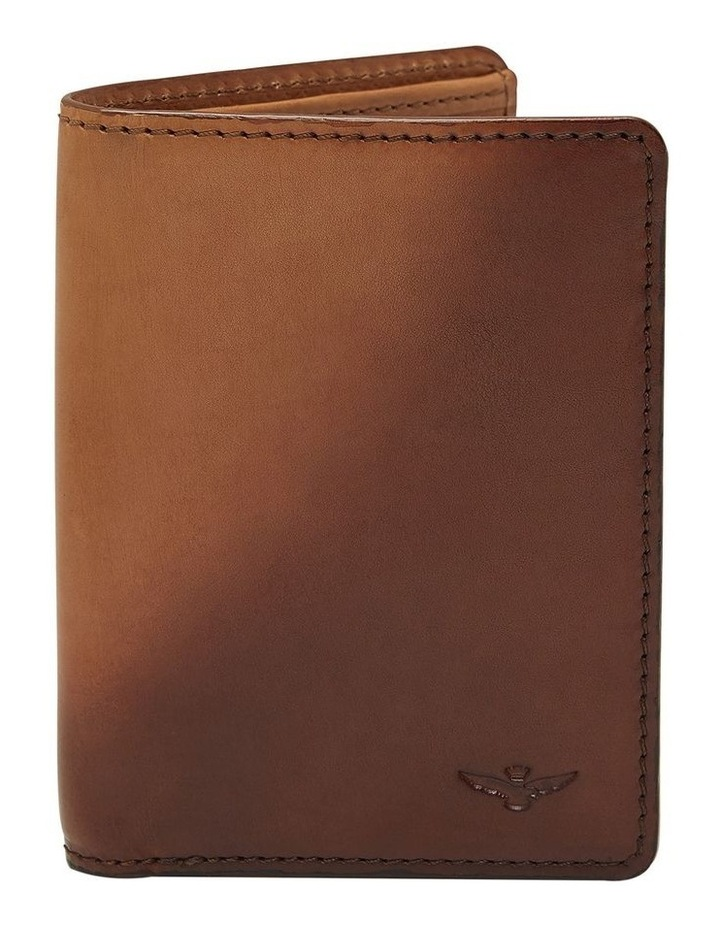 Archie Leather Card Wallet image 1