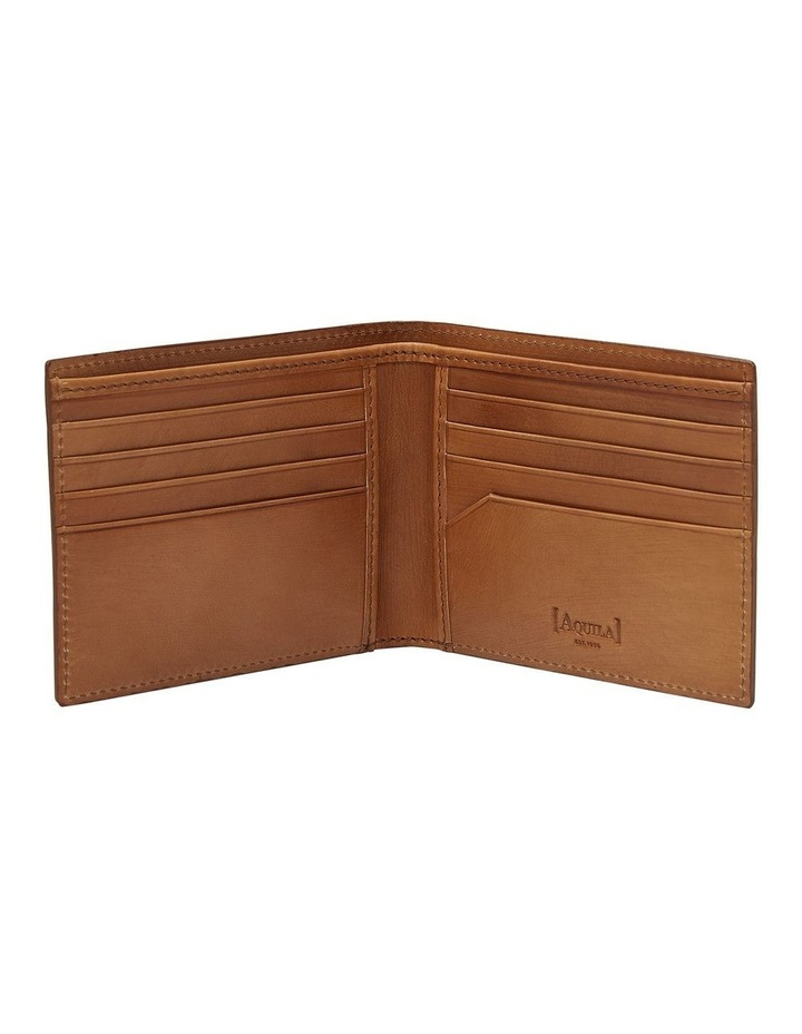 Archie Leather Bi Fold Wallet image 2