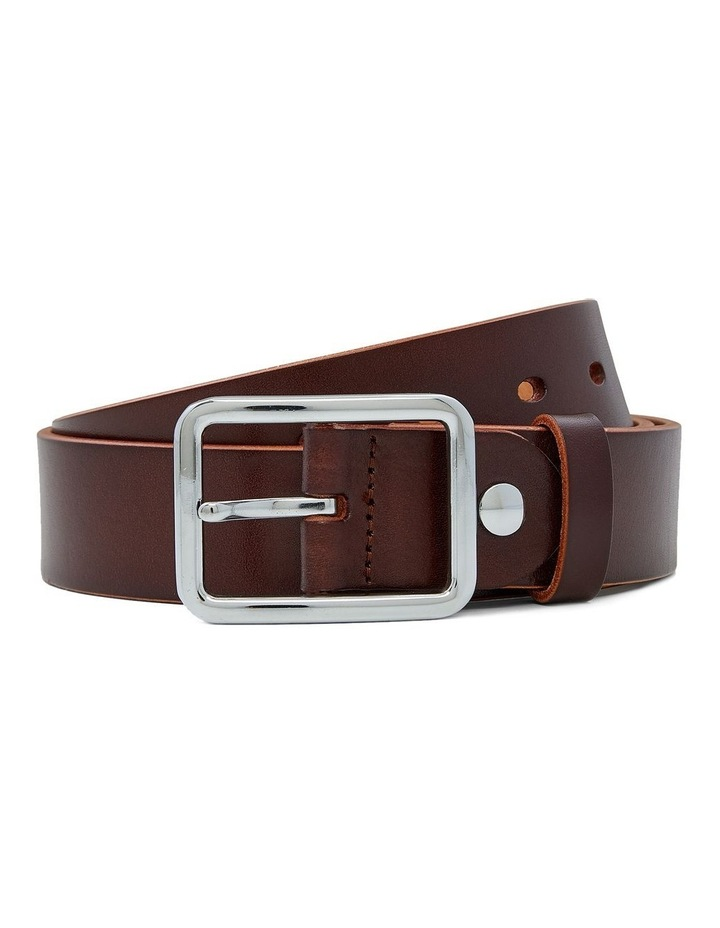 Donte Leather Belt image 1