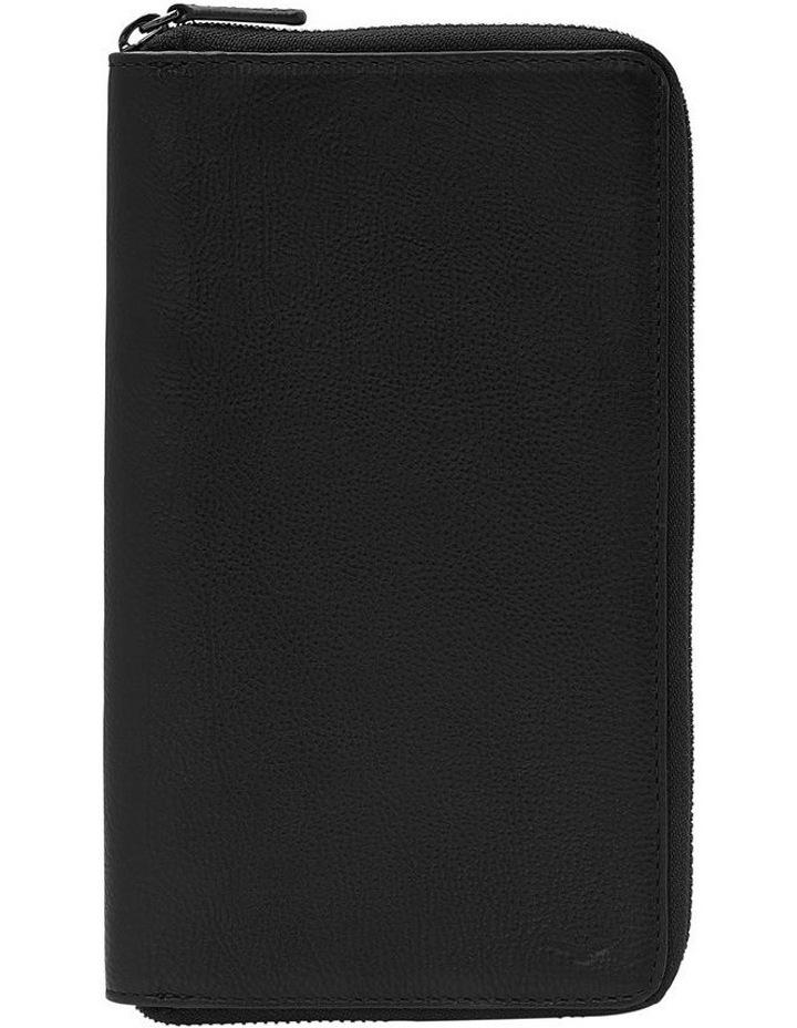 Montoro Leather Passport Wallet image 1