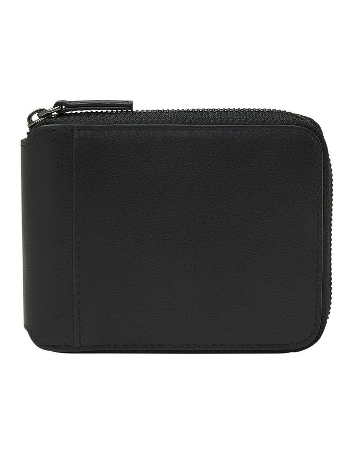 Montoro Leather Zip Wallet image 1