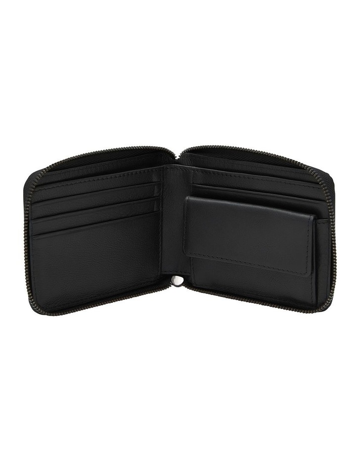 Montoro Leather Zip Wallet image 2