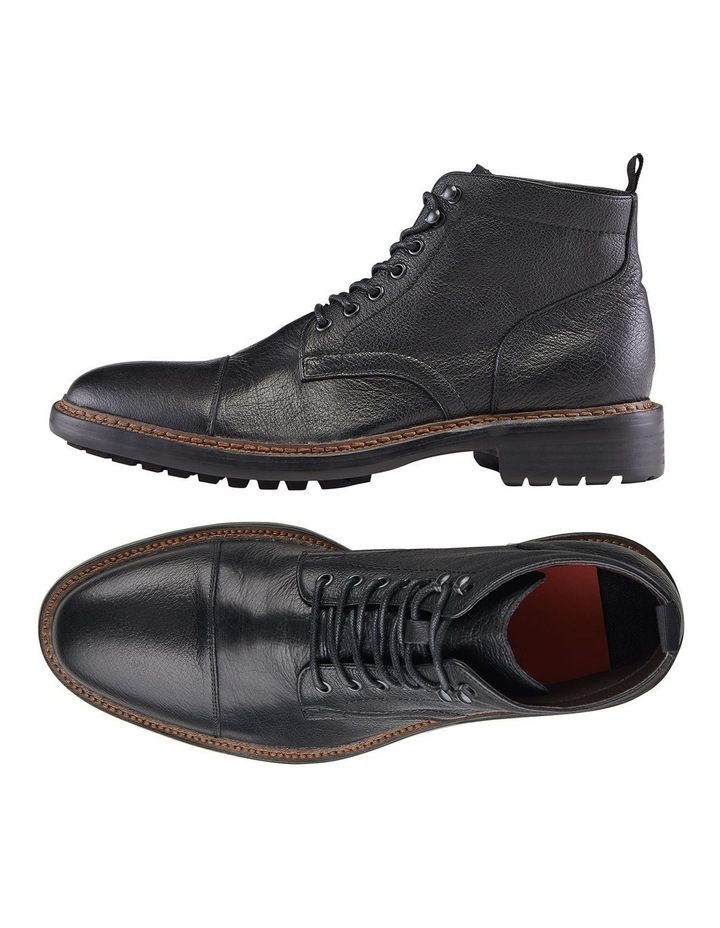 Dunston Leather Military Boots image 2