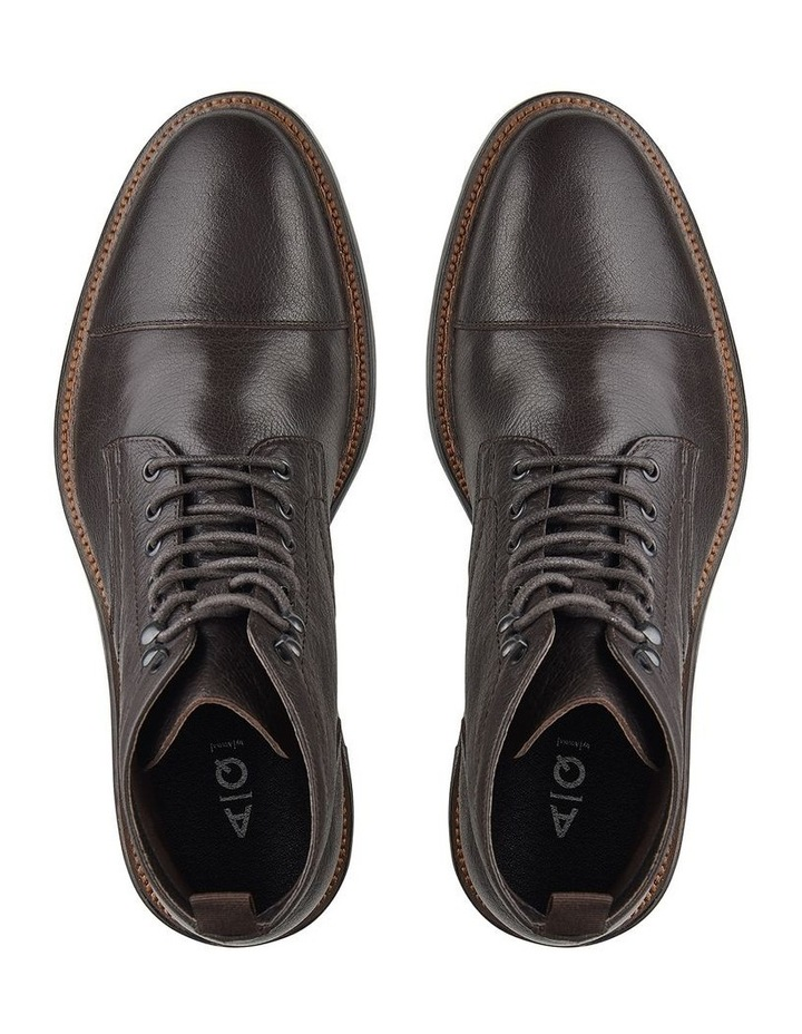 Dunston Leather Military Boots image 3