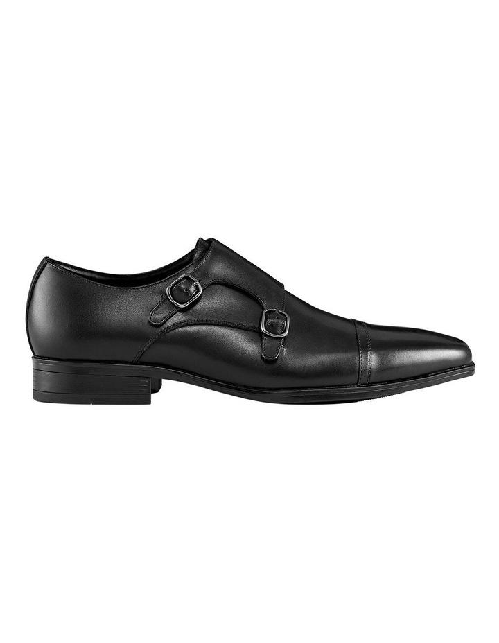 Gibney Leather Monk Strap Shoes image 1
