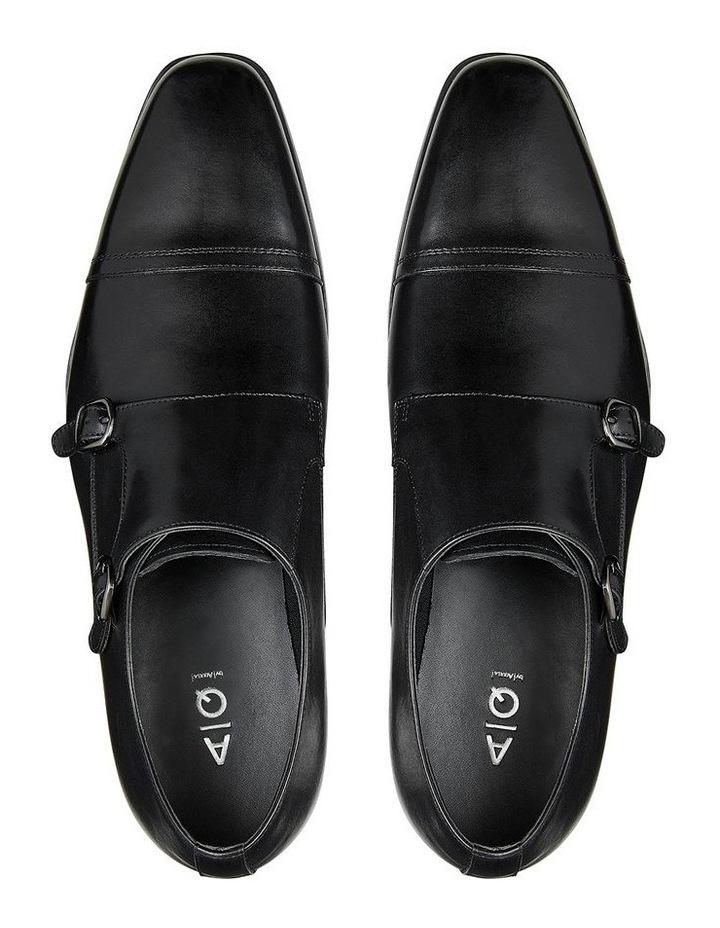 Gibney Leather Monk Strap Shoes image 3