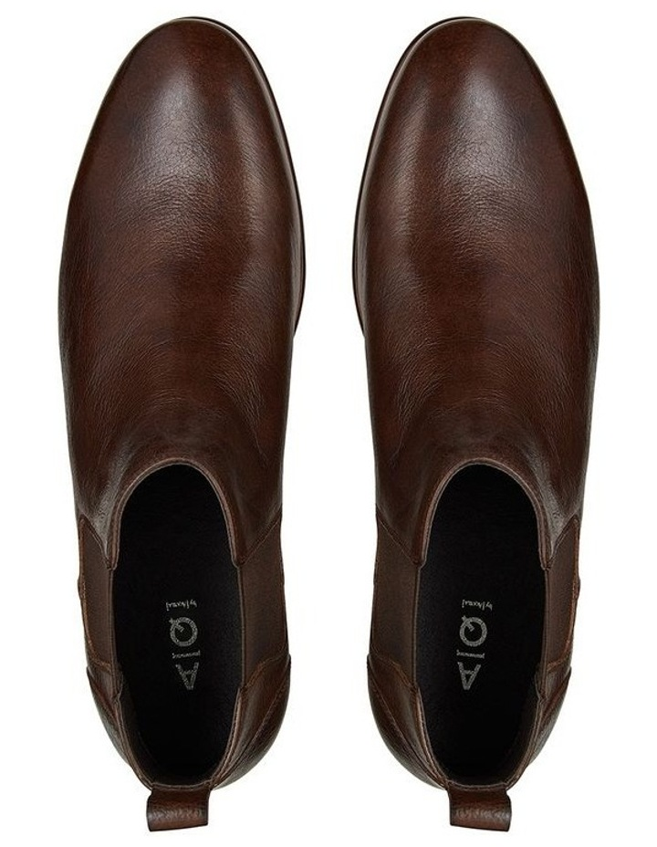 Marty Leather Chelsea Boots image 3