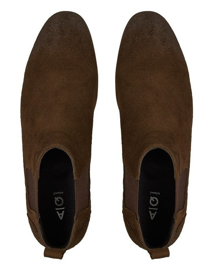 Marty Suede Chelsea Boots image 3