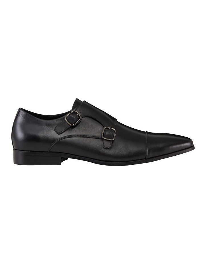 Mellington Leather Monk Strap Shoes image 1