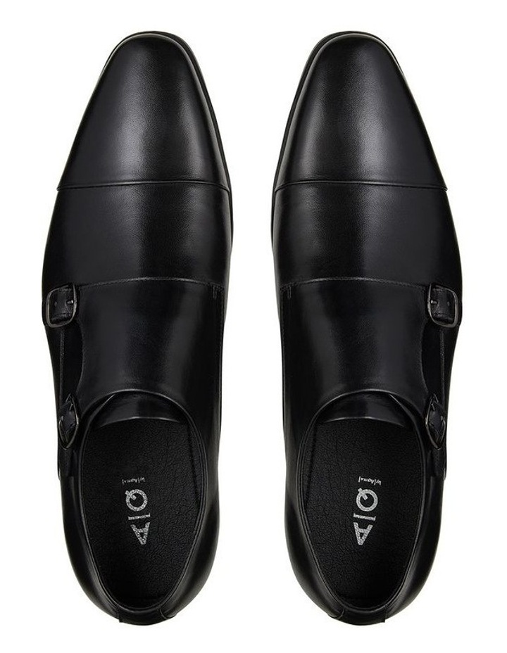 Mellington Leather Monk Strap Shoes image 3