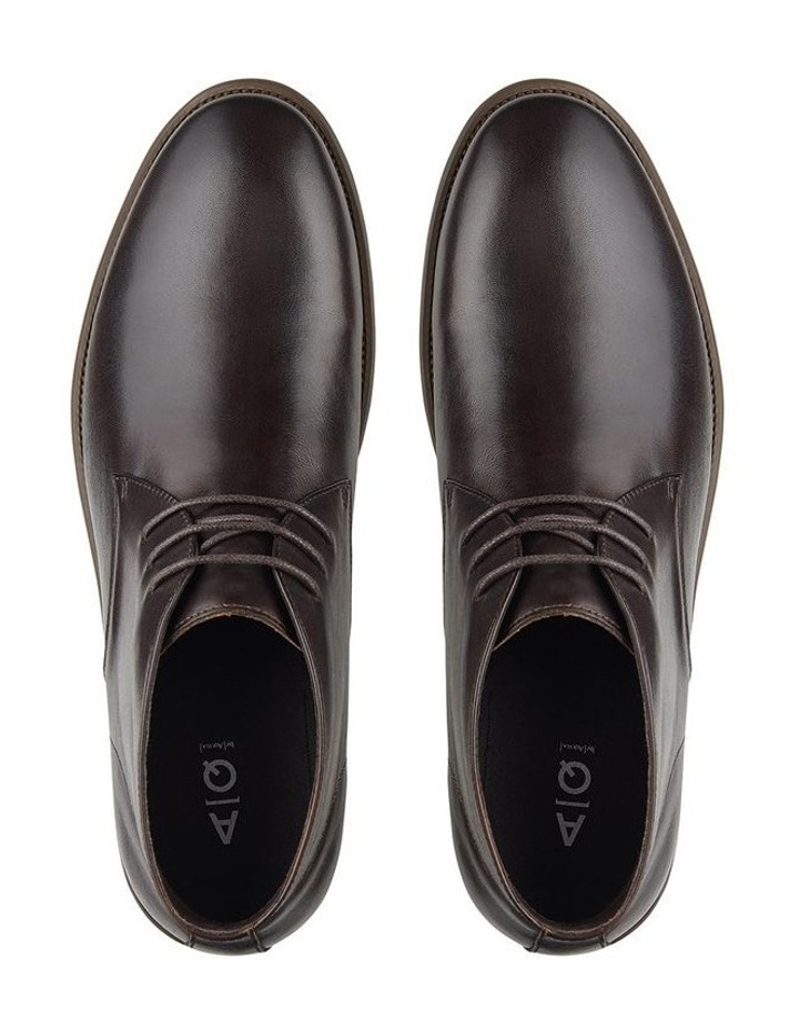 Myles Leather Ankle Boots image 3