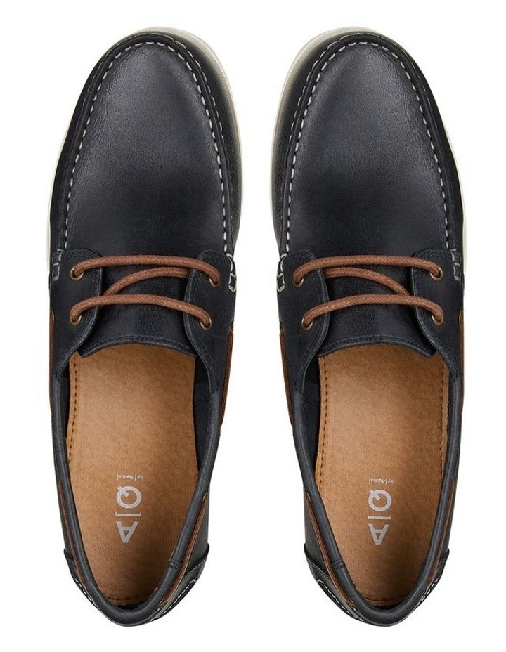 Cousins Leather Boat Shoes image 3